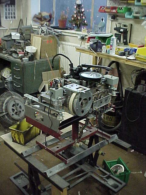 AMI mechanical parts