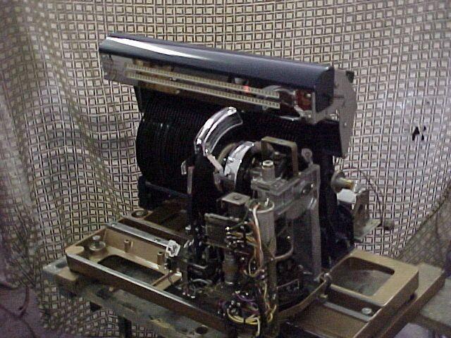 Seeburg Mechanical parts